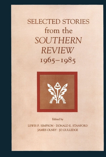 Selected Stories from the Southern Review ebook by