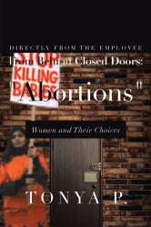 "From Behind Closed Doors: ""Abortions"" ebook by Tonya"