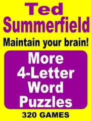 More 4-Letter Word Puzzles. Vol. 2 ebook by Kobo.Web.Store.Products.Fields.ContributorFieldViewModel
