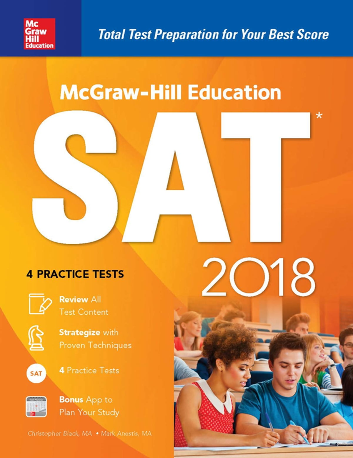 Workbooks kaplan sat critical reading workbook : McGraw-Hill Education SAT 2018 eBook by Christopher Black ...