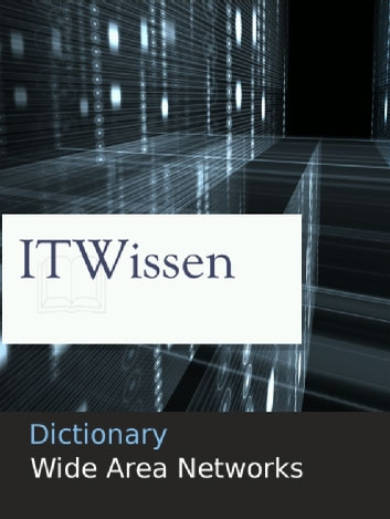 Dictionary Wide Area Networks Wan ebook by Klaus Lipinski (Ed.)