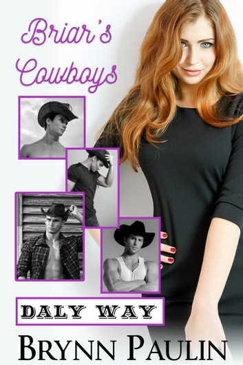 Briar's Cowboys ebook by Brynn Paulin