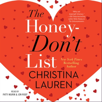 The Honey-Don't List lydbog by Christina Lauren