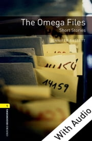 Omega Files Short Stories - With Audio ebook by Jennifer Bassett