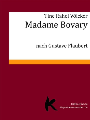 MADAME BOVARY eBook by Tine Rahel Völcker