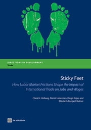 Sticky Feet: How Labor Market Frictions Shape the Impact of International Trade on Jobs and Wages ebook by Hollweg, Claire H.