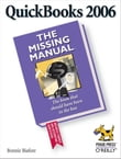QuickBooks 2006: The Missing Manual