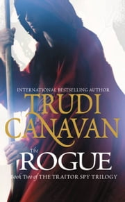 The Rogue ebook by Trudi Canavan