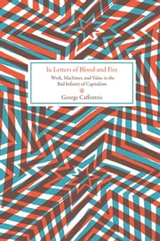 In Letters Of Blood And Fire - Work, Machines, and Value in the Bad Infinity of Capitalism eBook by George Caffentzis