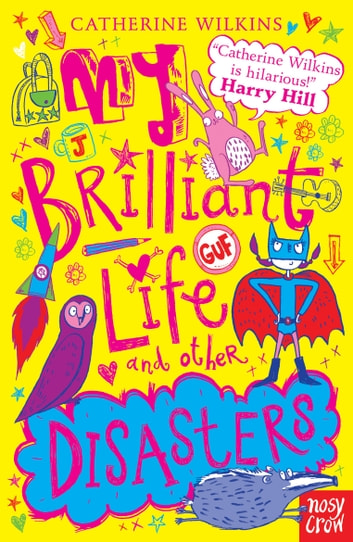 My Brilliant Life and Other Disasters ebook by Catherine Wilkins