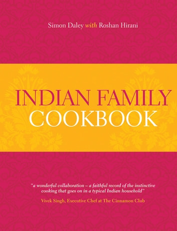 Indian Family Cookbook ebook by Simon Daley
