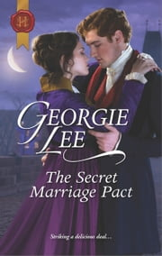 The Secret Marriage Pact ebook by Georgie Lee