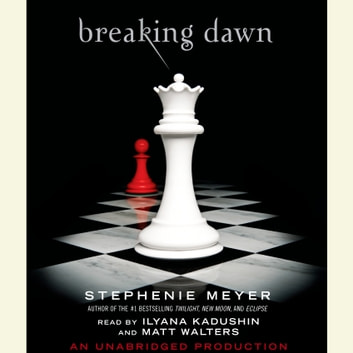 Breaking Dawn luisterboek by Stephenie Meyer