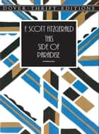 This Side of Paradise ebook by