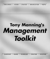 Tony Manning's Management Toolkit ebook by Tony Manning