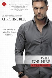 Wife for Hire ebook by Christine Bell