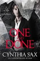One And Done ebook by