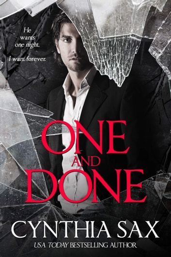 One And Done ebook by Cynthia Sax