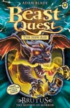 Beast Quest: 63: Brutus the Hound of Horror ebook by Adam Blade