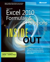 Microsoft Excel 2010 Formulas and Functions Inside Out ebook by Egbert Jeschke,Helmut Reinke,Sara Unverhau,Eckehard Pfeifer