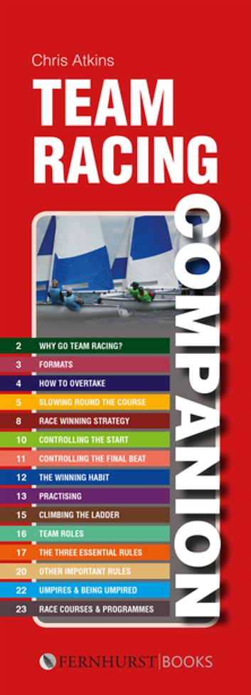 Team Racing Companion ebook by Chris Atkins