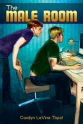 The Male Room ebook by Carolyn LeVine Topol