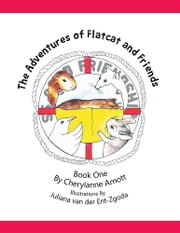 The Adventures of Flatcat and Friends - Book One ebook by Cherylanne Arnott