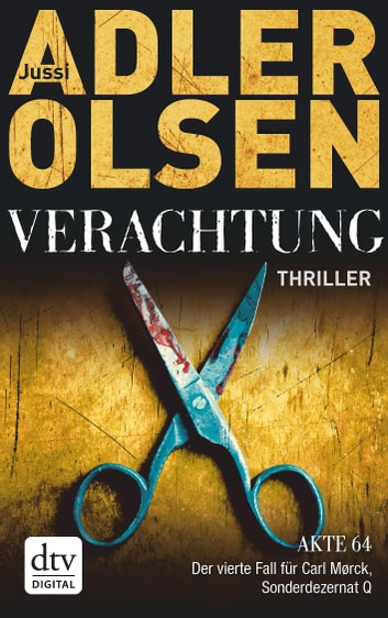 Verachtung - Thriller ebook by Jussi Adler-Olsen