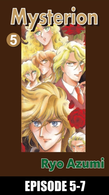 MYSTERION - Episode 5-7 ebook by Ryo Azumi
