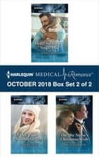 Harlequin Medical Romance October 2018 - Box Set 2 of 2 - Heart Surgeon to Single Dad\NY Doc Under the Northern Lights\The Shy Nurse's Christmas Wish ebook by Amy Ruttan, Abigail Gordon, Janice Lynn