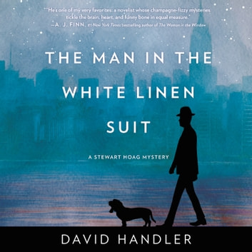 The Man in the White Linen Suit - A Stewart Hoag Mystery audiobook by David Handler