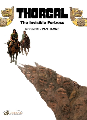 Thorgal - Volume 11 - The Invisible Fortress ebook by Jean Van Hamme,Grzegorz Rosinski
