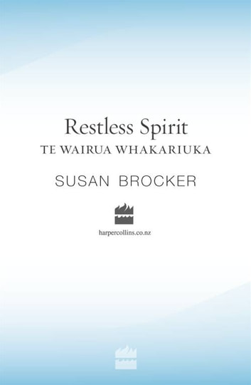 Restless Spirit ebook by Susan Brocker