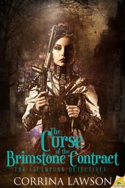 The Curse of the Brimstone Contract ebook by Corrina Lawson