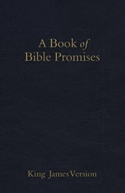 KJV Book of Bible Promises Midnight Blue ebook by Baker Publishing Group