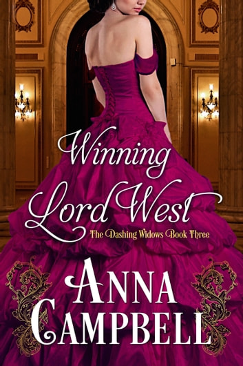 Winning Lord West ebook by Anna Campbell