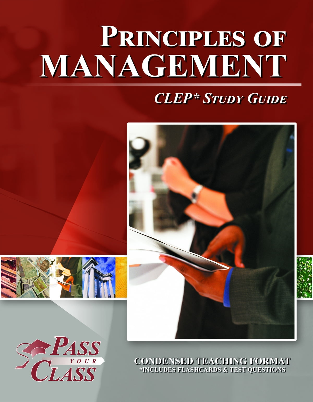 CLEP Principles of Management Test Study Guide ebook by Pass Your Class  Study Guides - Rakuten Kobo