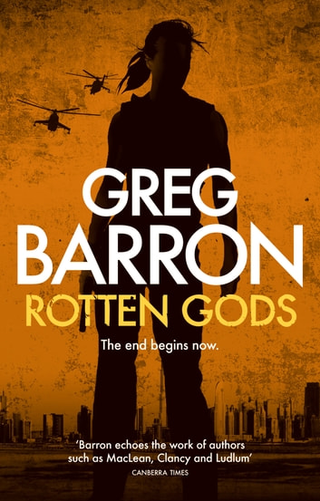 Rotten Gods eBook by Greg Barron