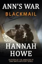 Blackmail ebook by Hannah Howe