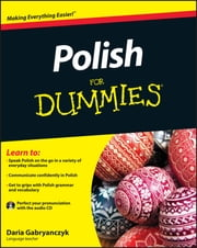 Polish For Dummies ebook by Daria Gabryanczyk
