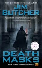 Death Masks 電子書 by Jim Butcher