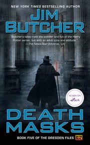 Death Masks - Book five of The Dresden Files ebook by Jim Butcher