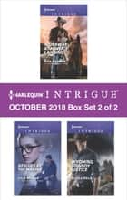 Harlequin Intrigue October 2018 - Box Set 2 of 2 - An Anthology ebook by Rita Herron, Julie Miller, Nicole Helm