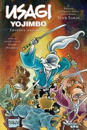 Usagi Yojimbo Volume 30: Thieves and Spies ebook by Stan Sakai