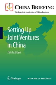 Setting Up Joint Ventures in China ebook by Chris Devonshire-Ellis,Andy Scott,Sam Woollard