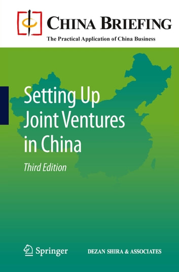 lessons for joint ventures in china
