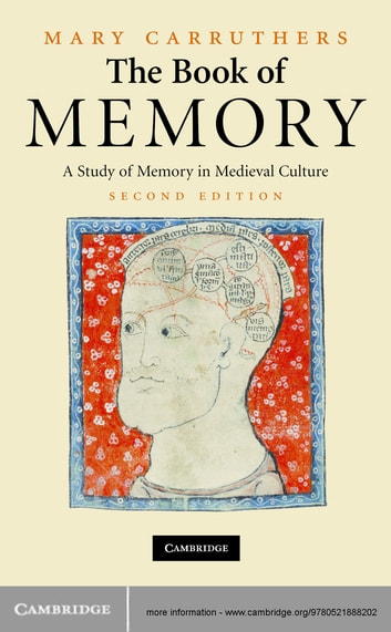 the book of memory ebook by mary carruthers 9781107702400