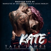 Kate audiobook by Tate James