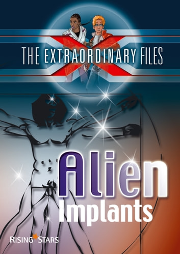 Alien Implants ebook by Paul Blum