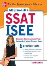 McGraw-Hill's SSAT/ISEE, 3rd Edition ebook by Nicholas Falletta